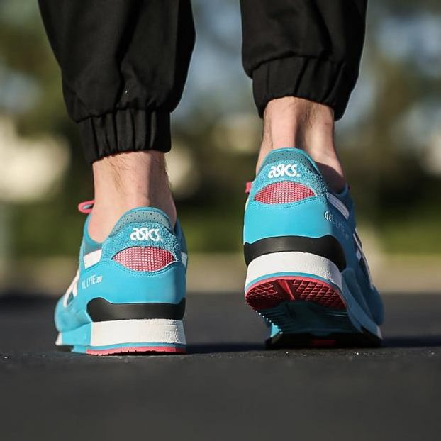 """ASICS GEL LYTE III """"TEAL DRAGON"""" RE-ISSUE – In-Store Details"""