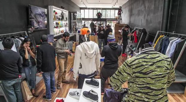RECAP: BAIT SAN FRANCISCO GRAND OPENING + MISFITS LAUNCH