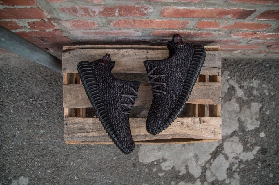 A Closer Look - ADIDAS YEEZY BOOST 350