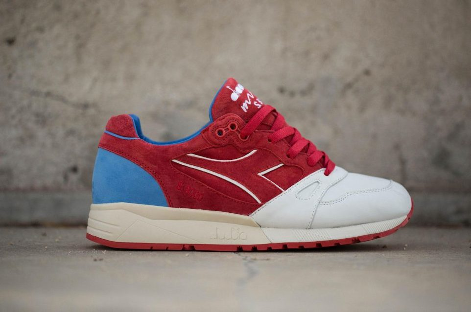 BAIT x Dreamworks x Diadora S.8000 – Where's Wally – Made in Italy