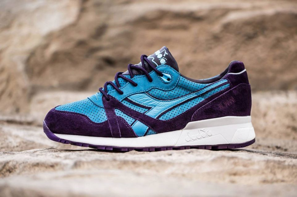 "BAIT x Dreamworks' Masters of the Universe x Diadora N.9000 ""Skeletor"""