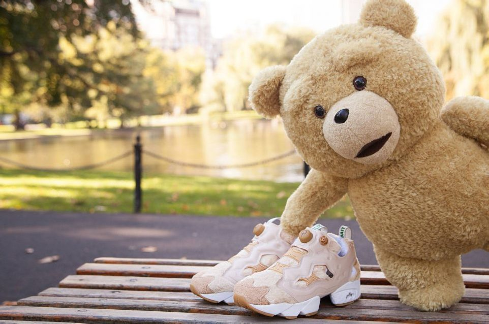 "BAIT X TED 2 X REEBOK ""HAPPY TED"""