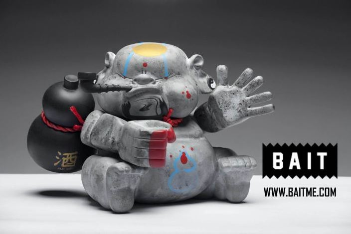 "Bad Bad Buddha ""Stone Edition"" – BAIT Exclusive"