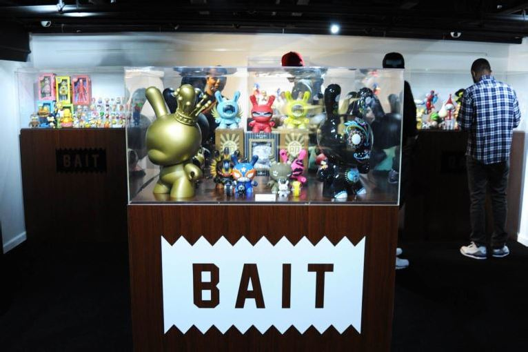BAIT x Kidrobot Grand Opening & 10th Anniversary Celebration