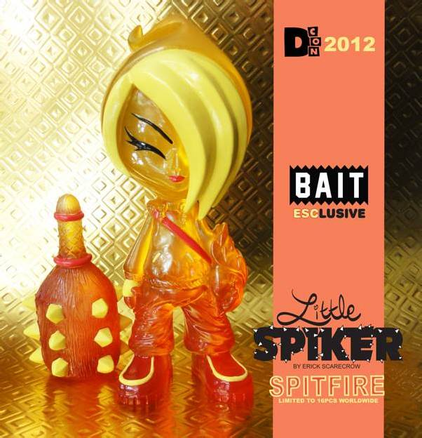 Little Spitfire Spiker by Erick Scarecrow – BAIT Exclusive