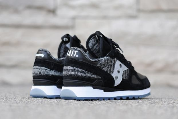 """BAIT x SAUCONY SHADOW ORIGINAL CRUELWORLD 3 """"GLOBAL WARNING"""" – In-Store Reservations"""